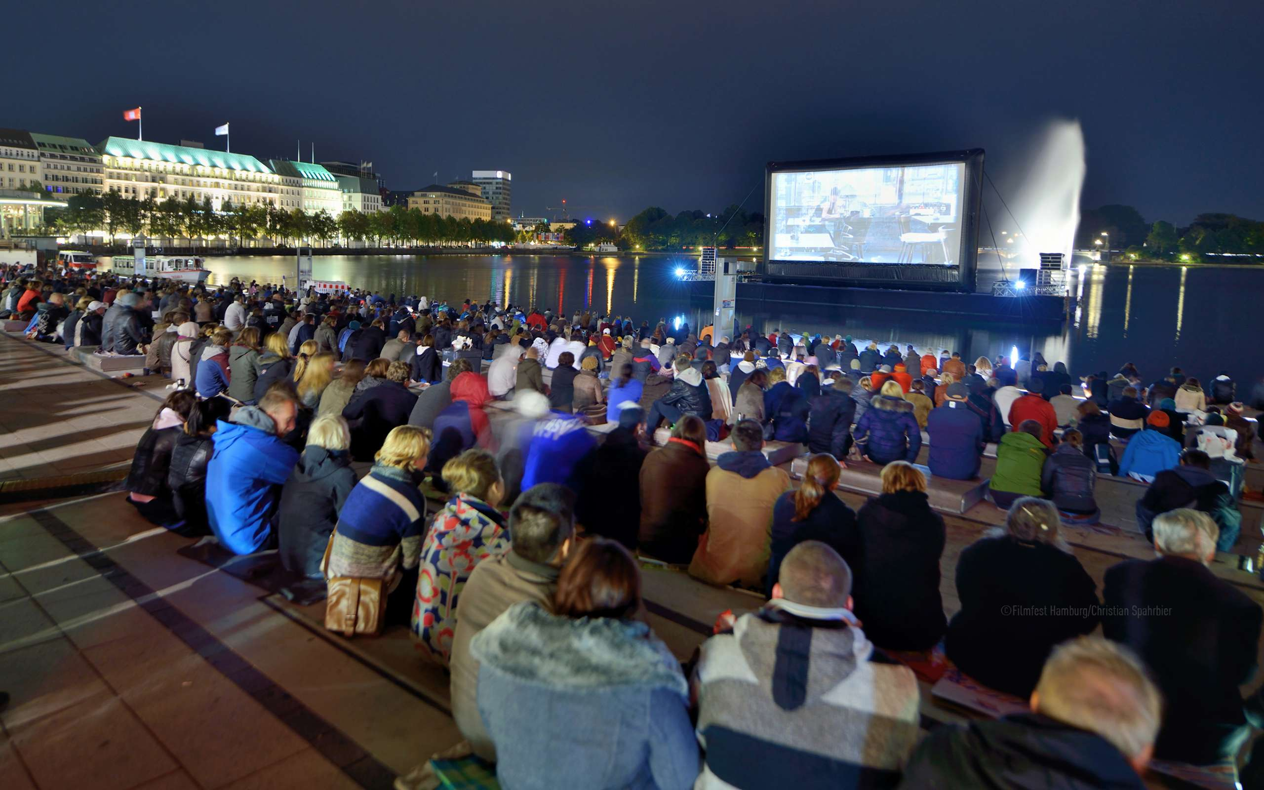 Eventkalender Internationales Filmfest Alster C Filmfest Hamburg Christian Spahrbier Empire Riverside Hotel