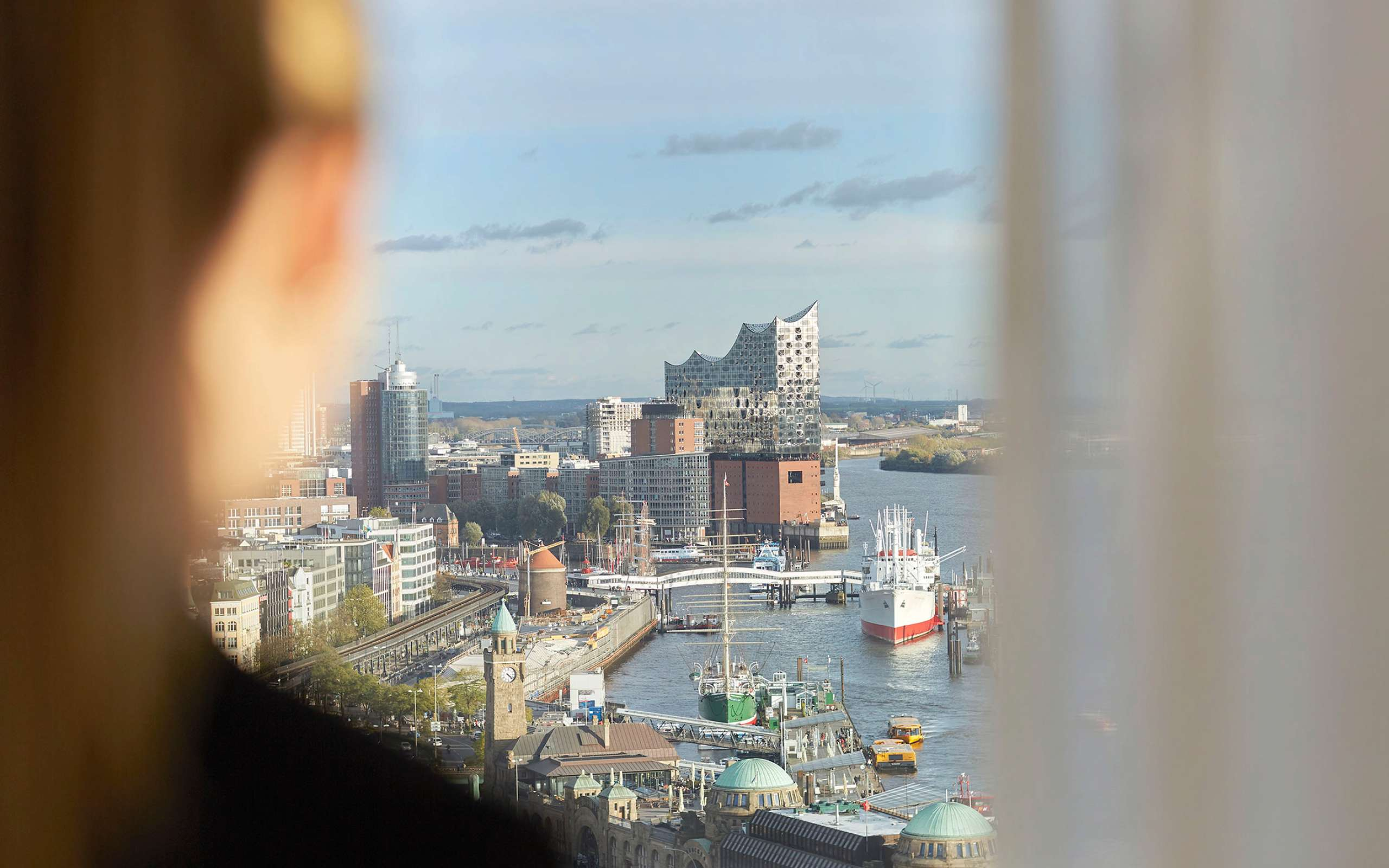 View Elbphilharmonie | Upside | Empire Riverside Hotel