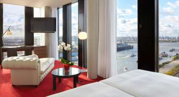 Harbour View | Juniorsuite Riverview | Empire Riverside Hotel