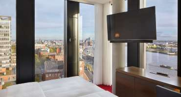 Aussicht Elbphilharmonie | Riverview | Empire Riverside Hotel