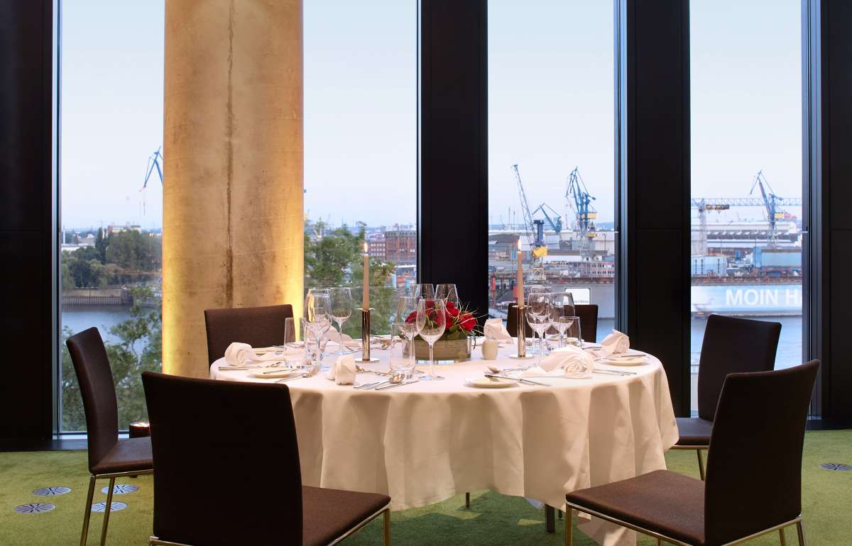 Banquet| Table with a View | Empire Riverside Hotel