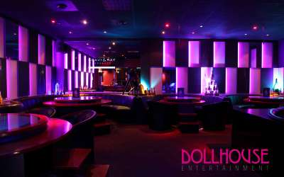 Dollhouse | Empire Riverside Hotel