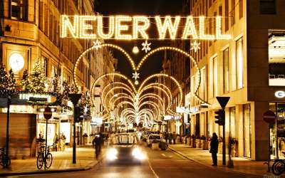 Neuer Wall | Empire Riverside Hotel