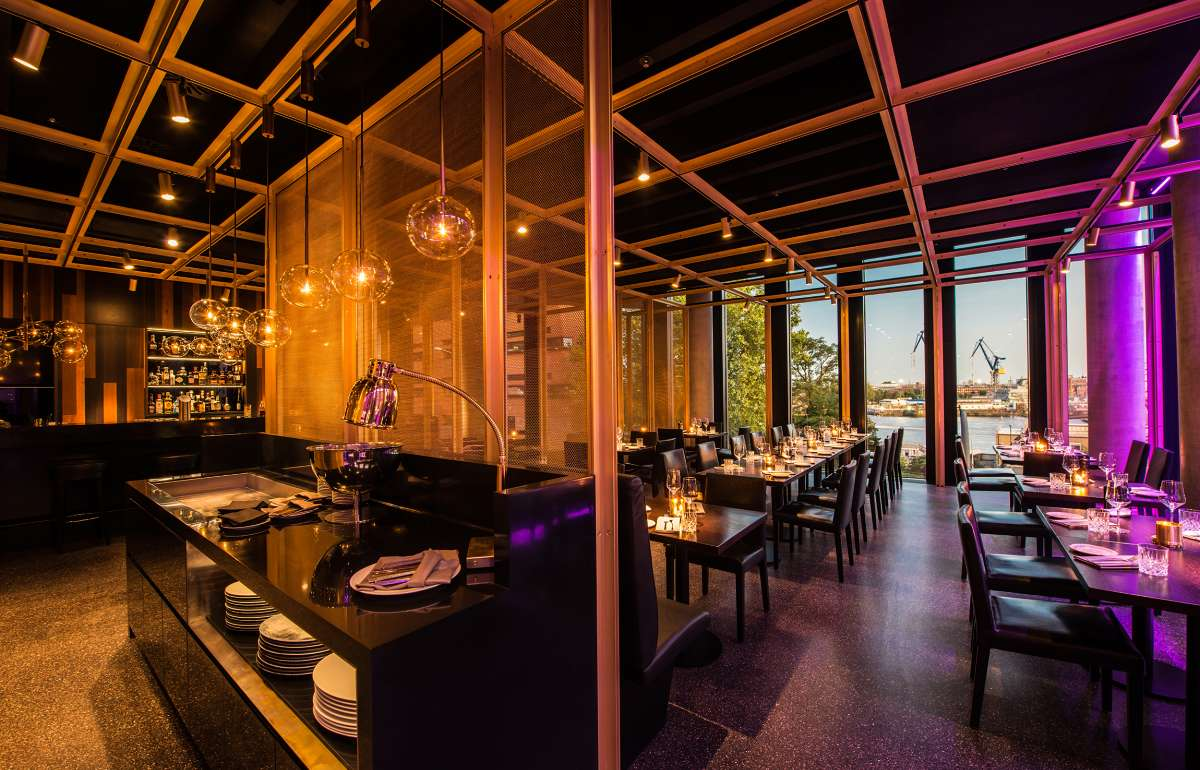 Restaurant waterkant | Empire Riverside Hotel