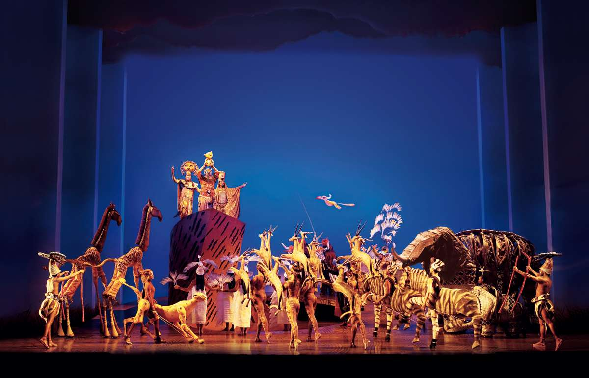 Musical | Lion King | Empire Riverside Hotel