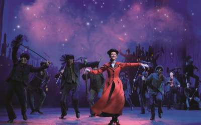 Musical Mary Poppins | Empire Riverside Hotel