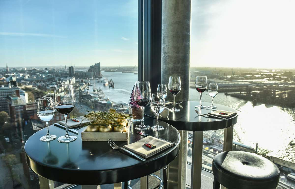 Brunch | Aussicht | Weihnachten | Skyline Bar 20up